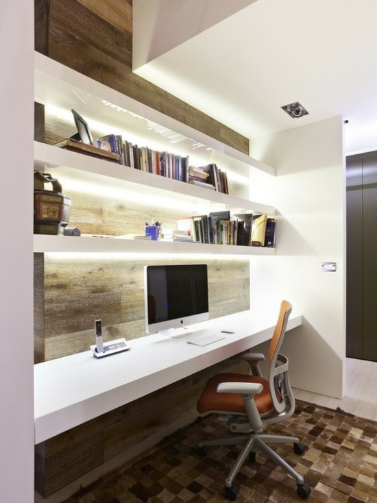 Modern Home Office thewowdecor (2)