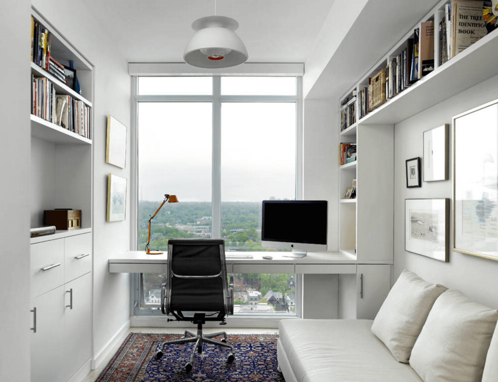 Modern Home Office thewowdecor (3)