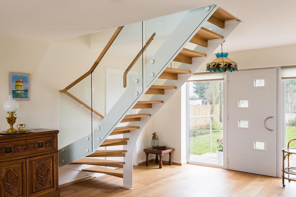Staircase Design Thewowdecor (23)