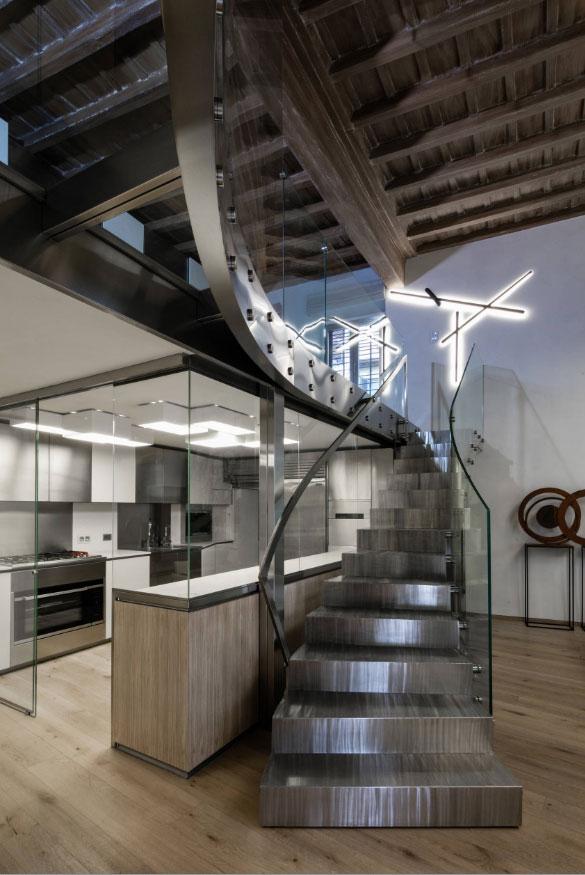 Staircase Design Thewowdecor (29)