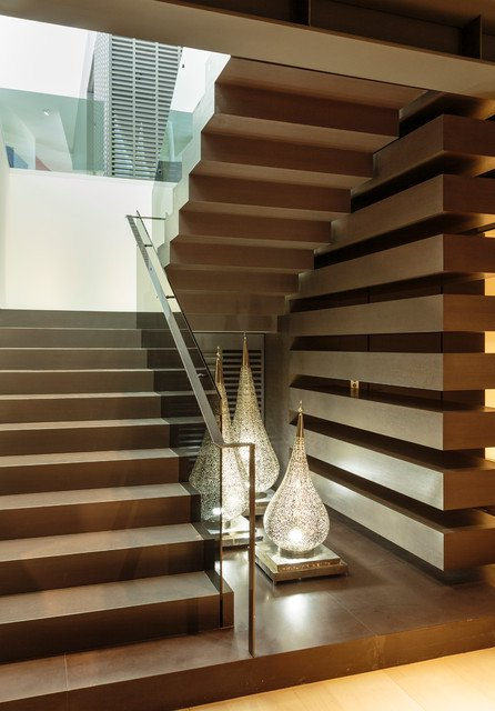 Staircase Design Thewowdecor (6)
