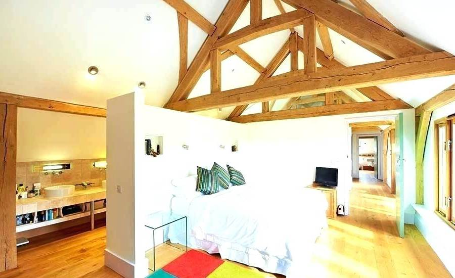 Wooden Beam Vaulted Ceiling Thewowdecor