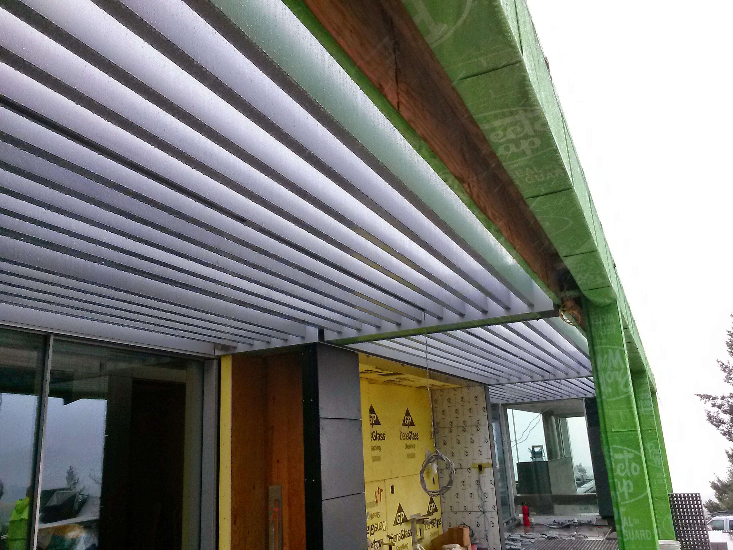 Aluminum Pergola (4)