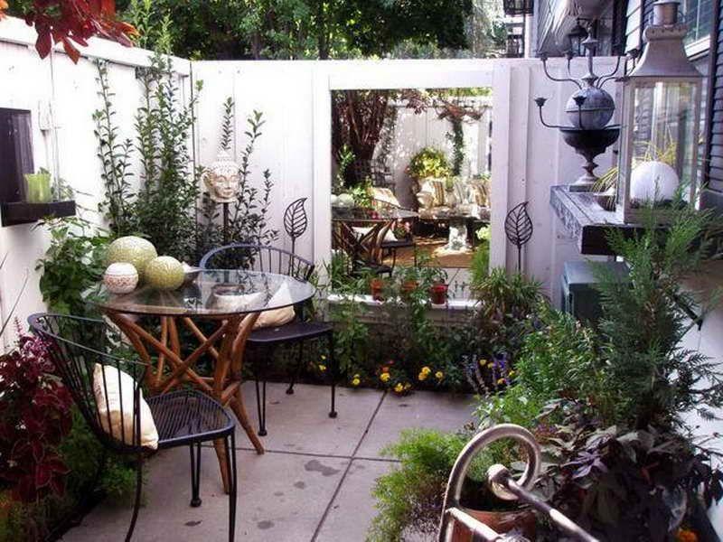 Outdoor Courtyard Design Ideas (14)