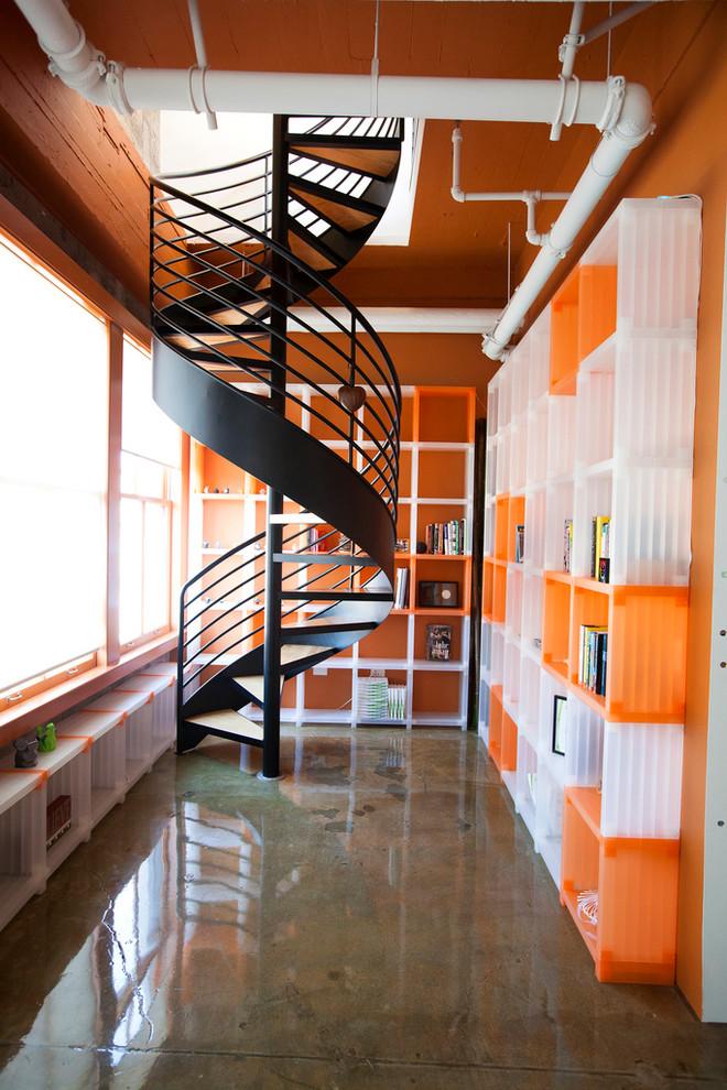 Spiral Staircase (10)