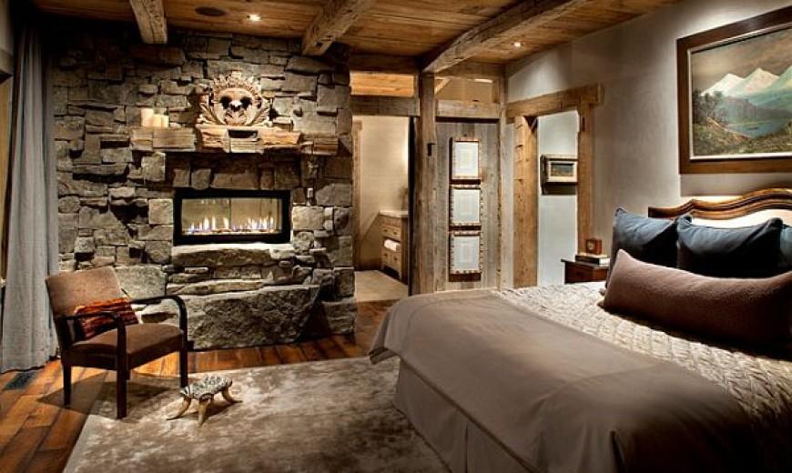 Rustic Bedroom Design Inspiration (22)