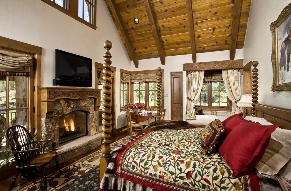 Rustic Bedroom Design Inspiration (24)