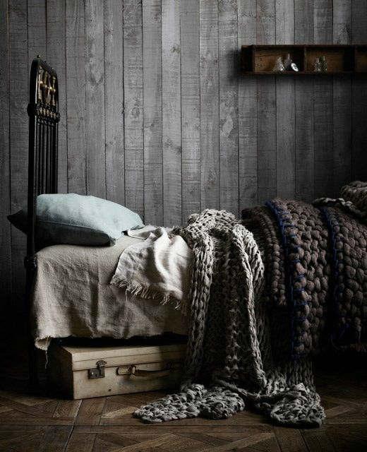 Rustic Bedroom Design Inspiration (28)