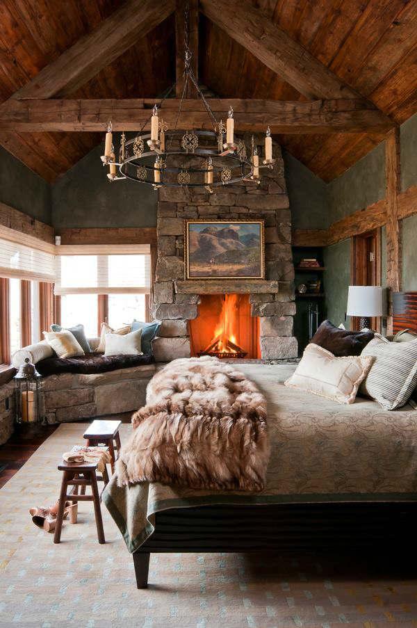 Rustic Bedroom Design Inspiration (29)