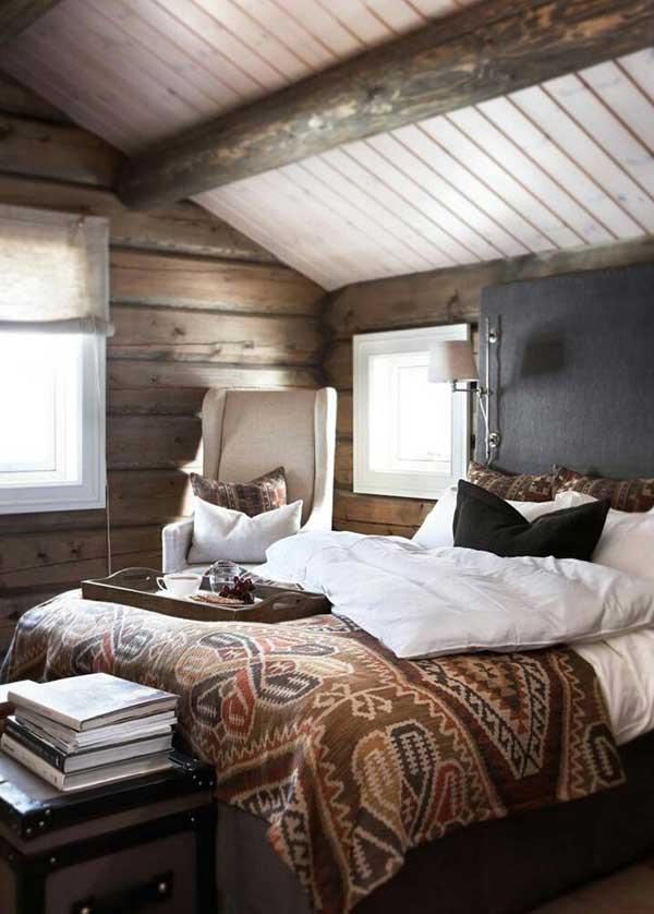 Rustic Bedroom Design Inspiration (5)