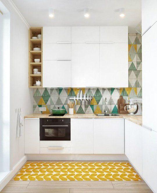 Small Kitchen Design (21)