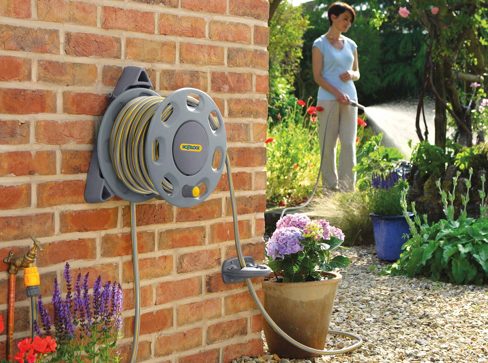 Garden Hose Reel Come in Different Types