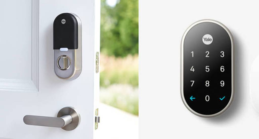Get the latest door lock technology