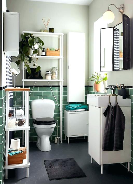 IKEA Small Bathroom Storage (24)