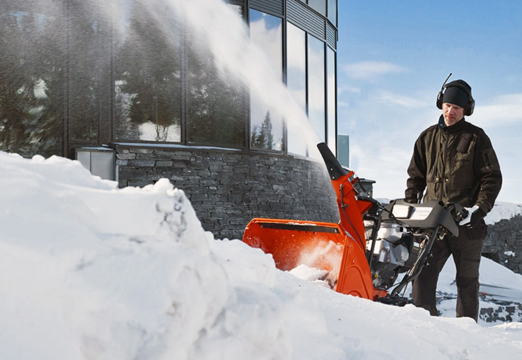 Snow Blowers This Winter