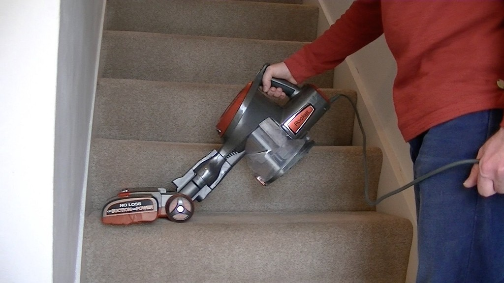 Use the Right Vacuum