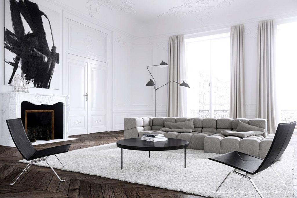 minimalism and modern design