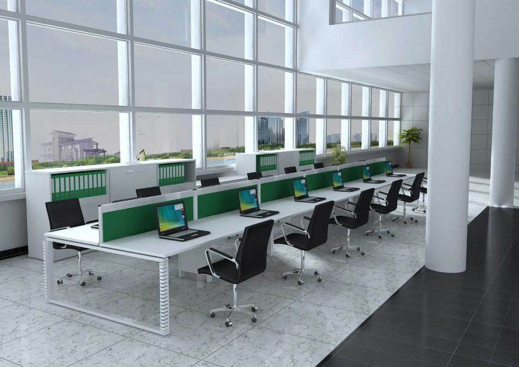 Choose office furniture and arrange them wisely
