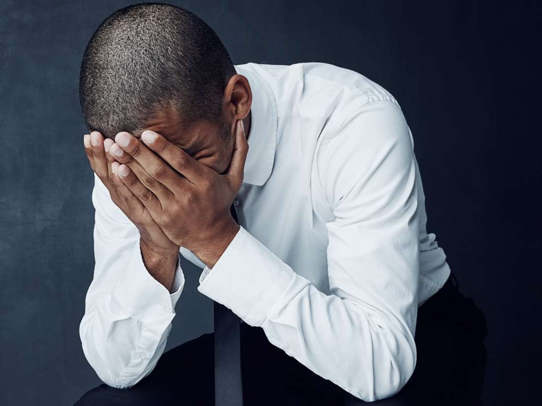 Stress equals low testosterone