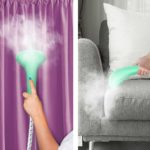 How to Get Greases Out of a New Set of Curtains
