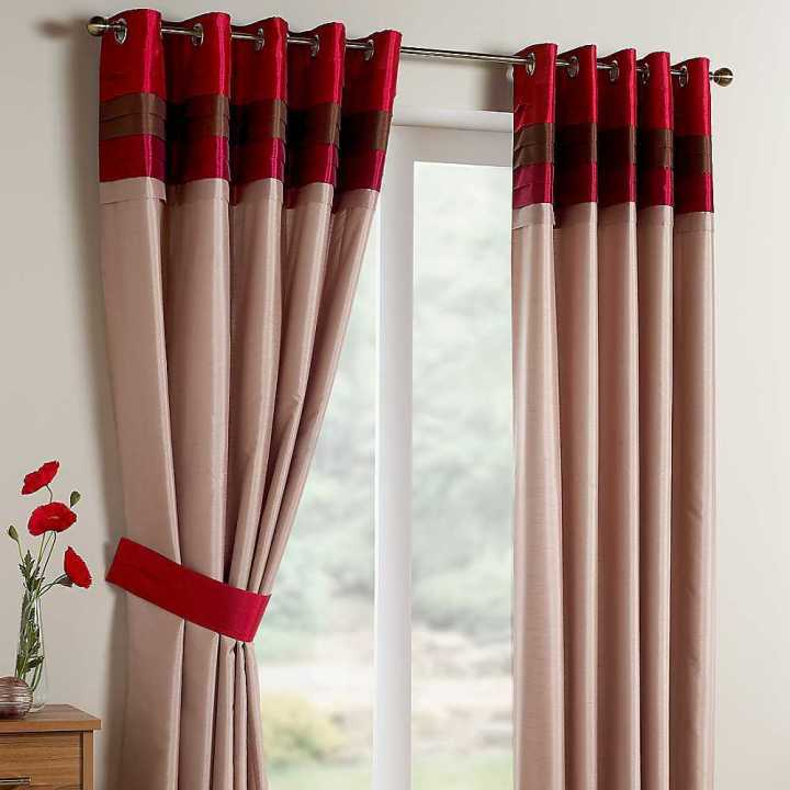 Wash and dry your curtains