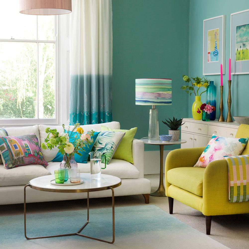 Consider the colour scheme