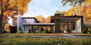 5 Stunning Modern Home Exterior Designs That Have Awesome Facades
