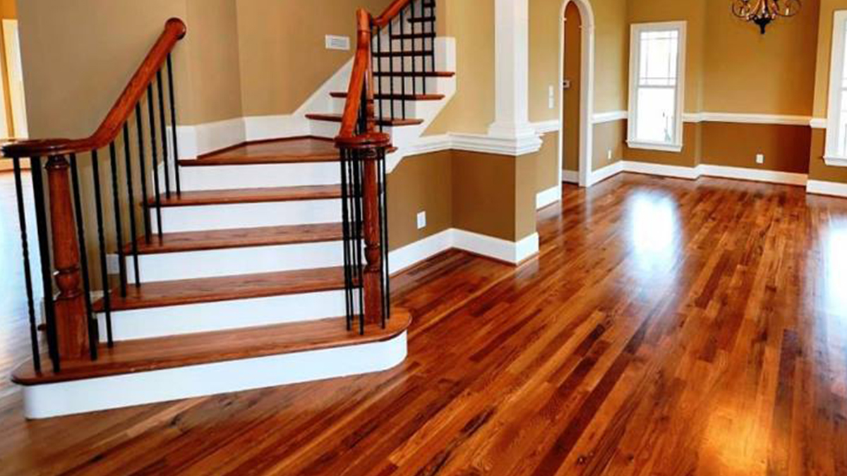 How does the climate influence your hardwood flooring selection