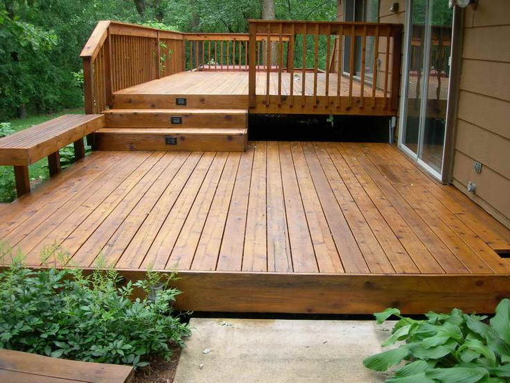 Lovely Deck or Patio