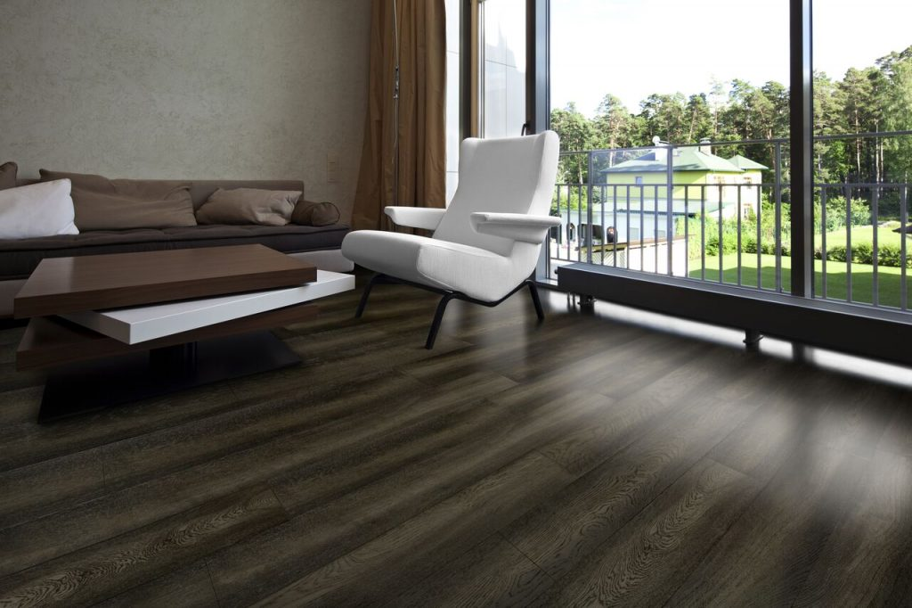 The best location for hardwood flooring
