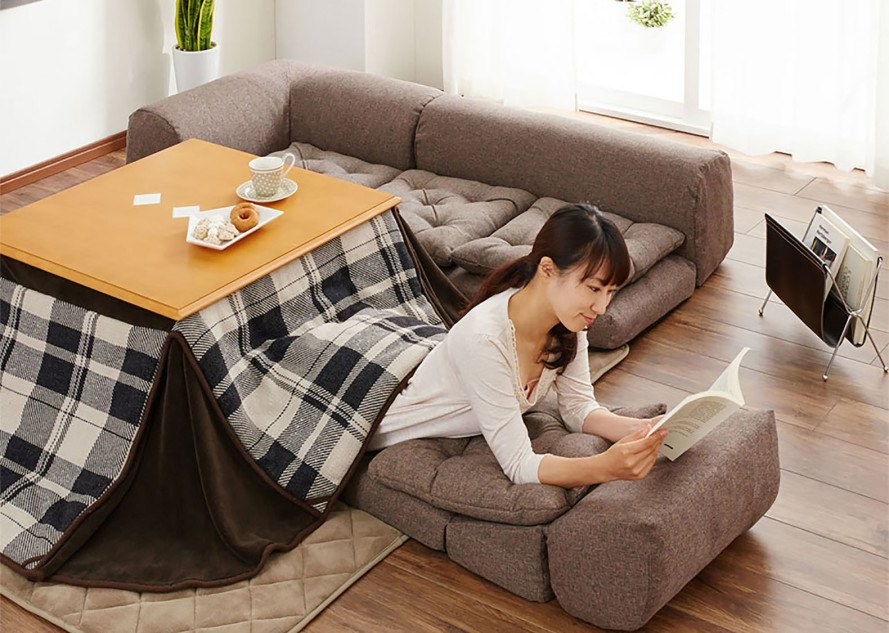 What is the kotatsu table