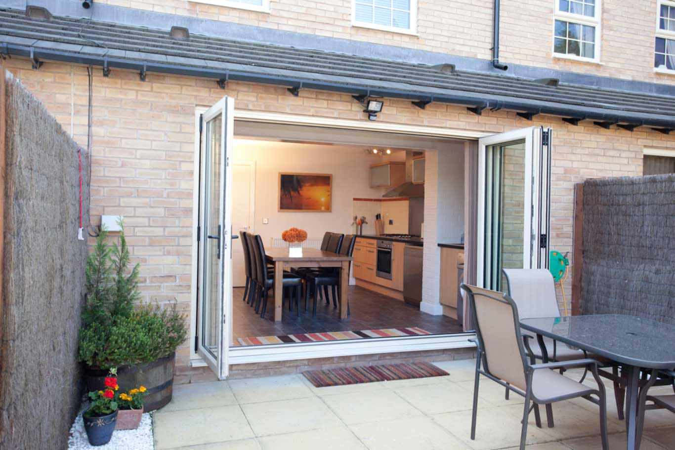 Benefits of Using Bi-Fold Doors