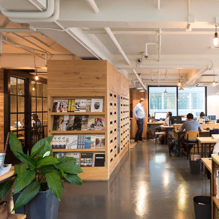 The Case For Coworking HK