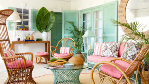 The Best Spring Designs for Your Living Room