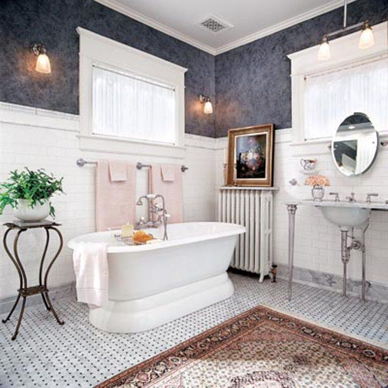 Paint your bathroom with neutral colors