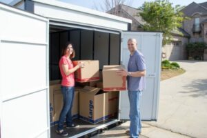 Everything You Need to Know About Moving Containers