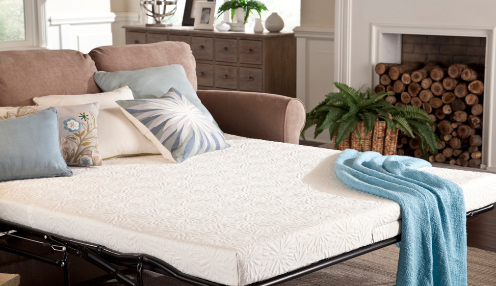 PlushBeds Cool Bliss Memory Foam Mattress