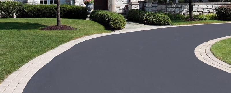 How long does properly paved asphalt last