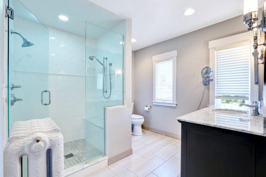 Resealing the Bathroom
