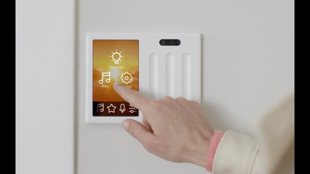 Smart Light Switches in home