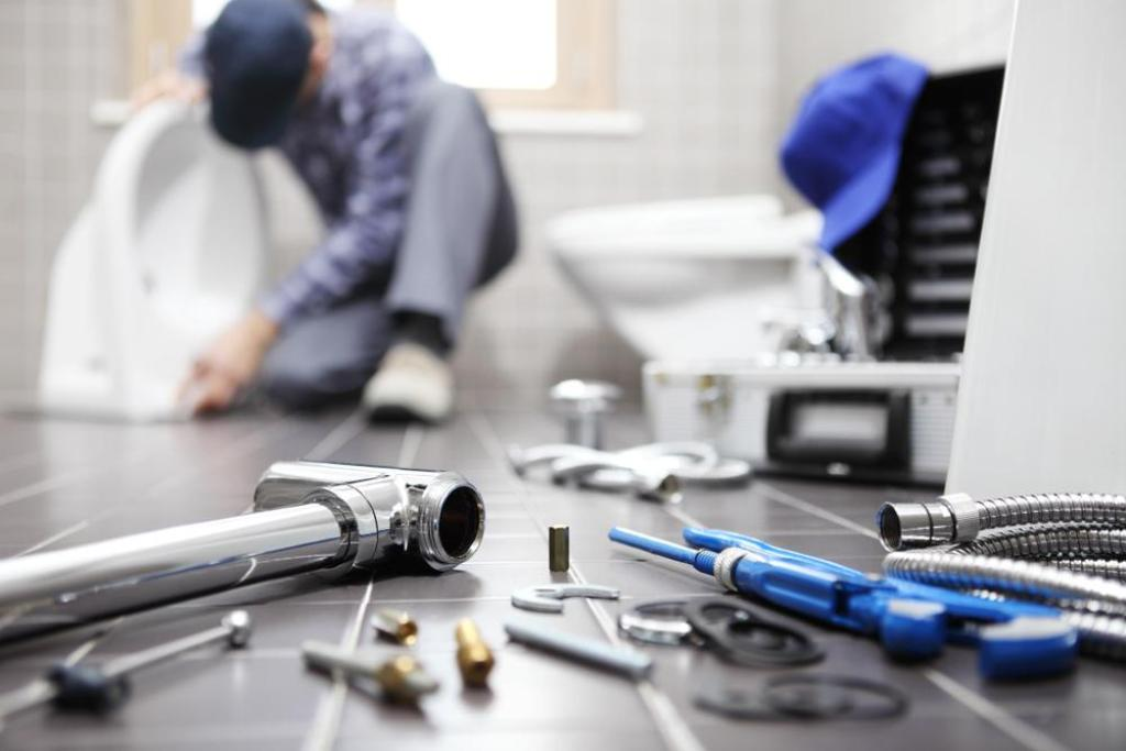 A Licensed Plumber May Be Needed When Plumbing a House from Scratch