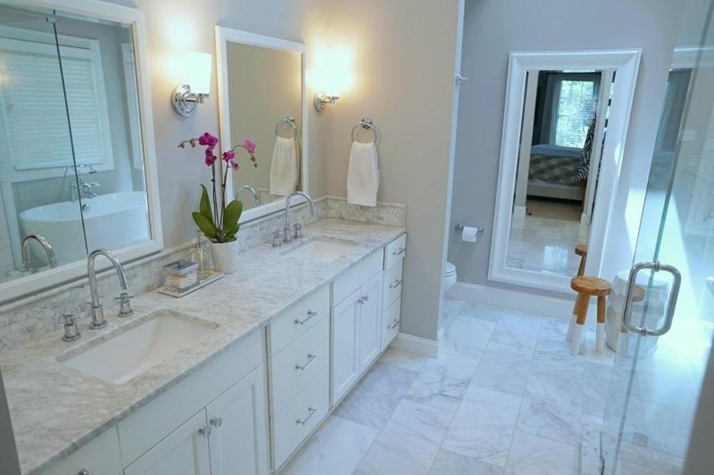 Choose tiles that are durable and timeless