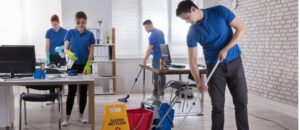 How to See if Your Commercial Cleaners Did a Good Job