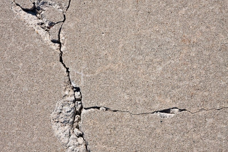 Concrete Can Crack