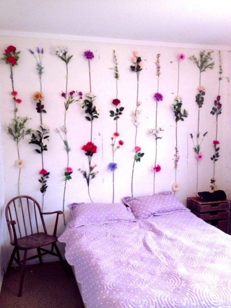 DIY spring room decor ideas