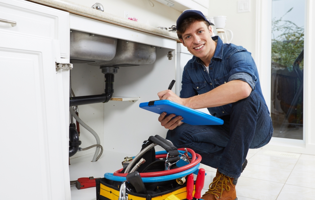 Don't Forget a Plumber's Permit