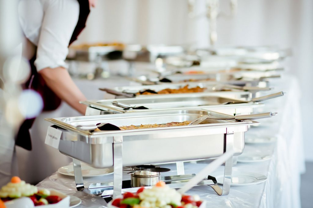 Food safety hygiene in catering