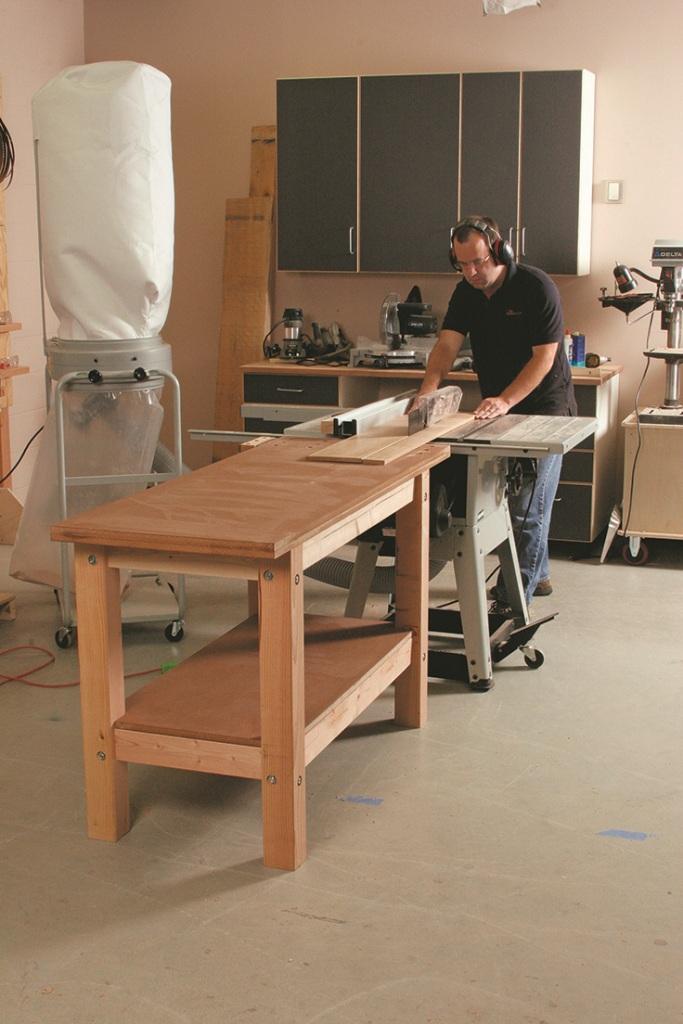 Get a Workbench