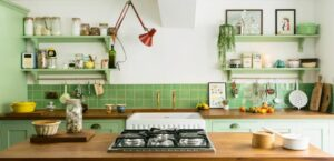 Best Color Themes to Select While Kitchen Renovation