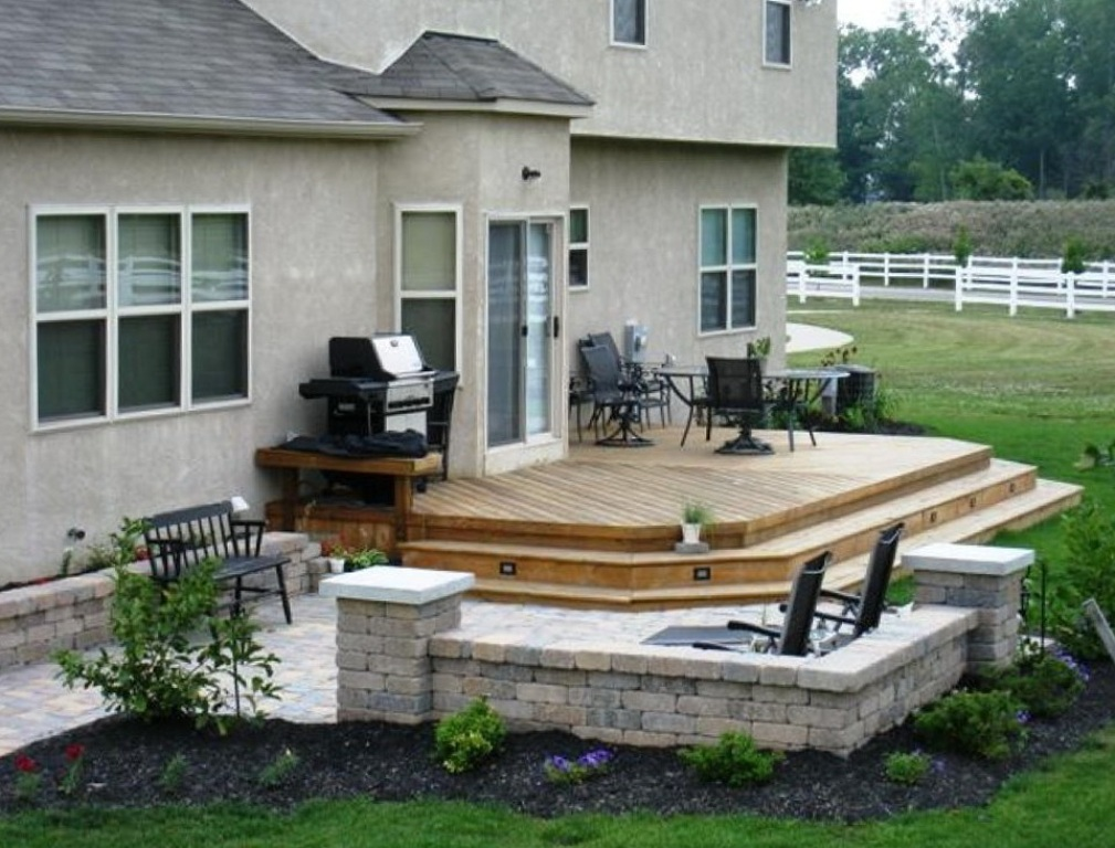 A Perfect Complement to Other Outdoor Features